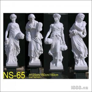 石雕四季神-欧式人物雕塑