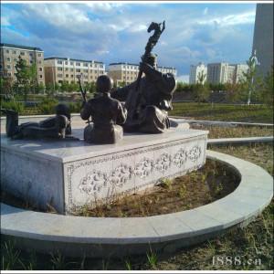 铜雕-城市雕塑-1001