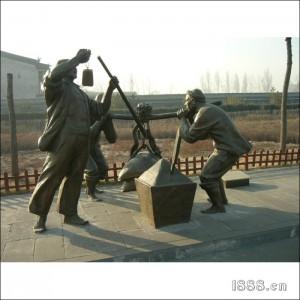 铜雕-城市雕塑-1003