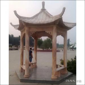 石凉亭-花架-1002