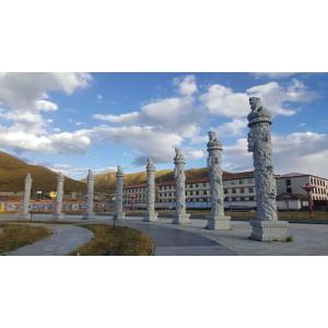文化柱-青海广场