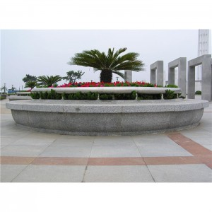 石雕花盆-1001