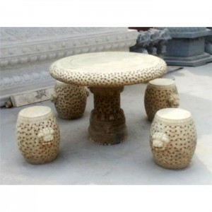 石桌凳-1001