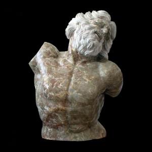 石雕半身像-YL-T021