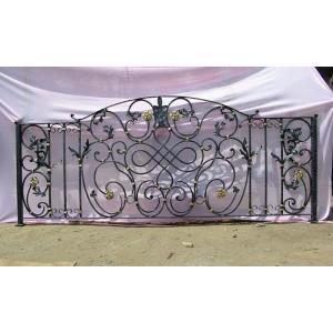 工艺铸造-铁艺围栏-hrwl-1001