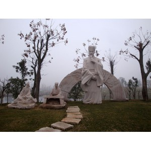 城市雕塑-传统人物-anctyw-1001