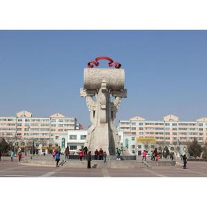 城市雕塑-石鼓-adsg-1001