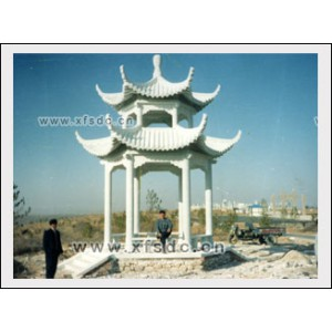 石亭子-石凉亭-LT1004-内蒙古和林格尔