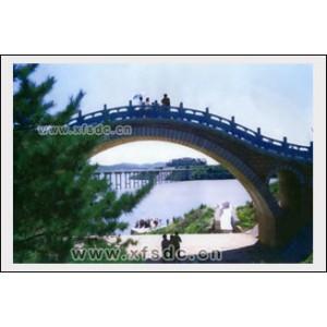 园林雕塑-YL-1006-GC-辽宁省北票市燕湖园燕宁侨